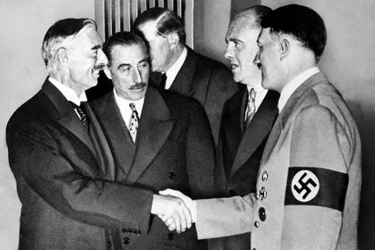 Signing of the Munich Agreement