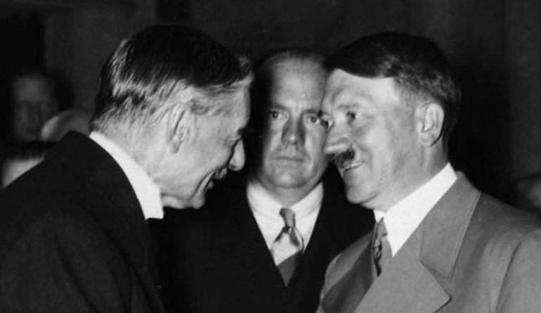 Munich agreement: who and why needed to help Hitler