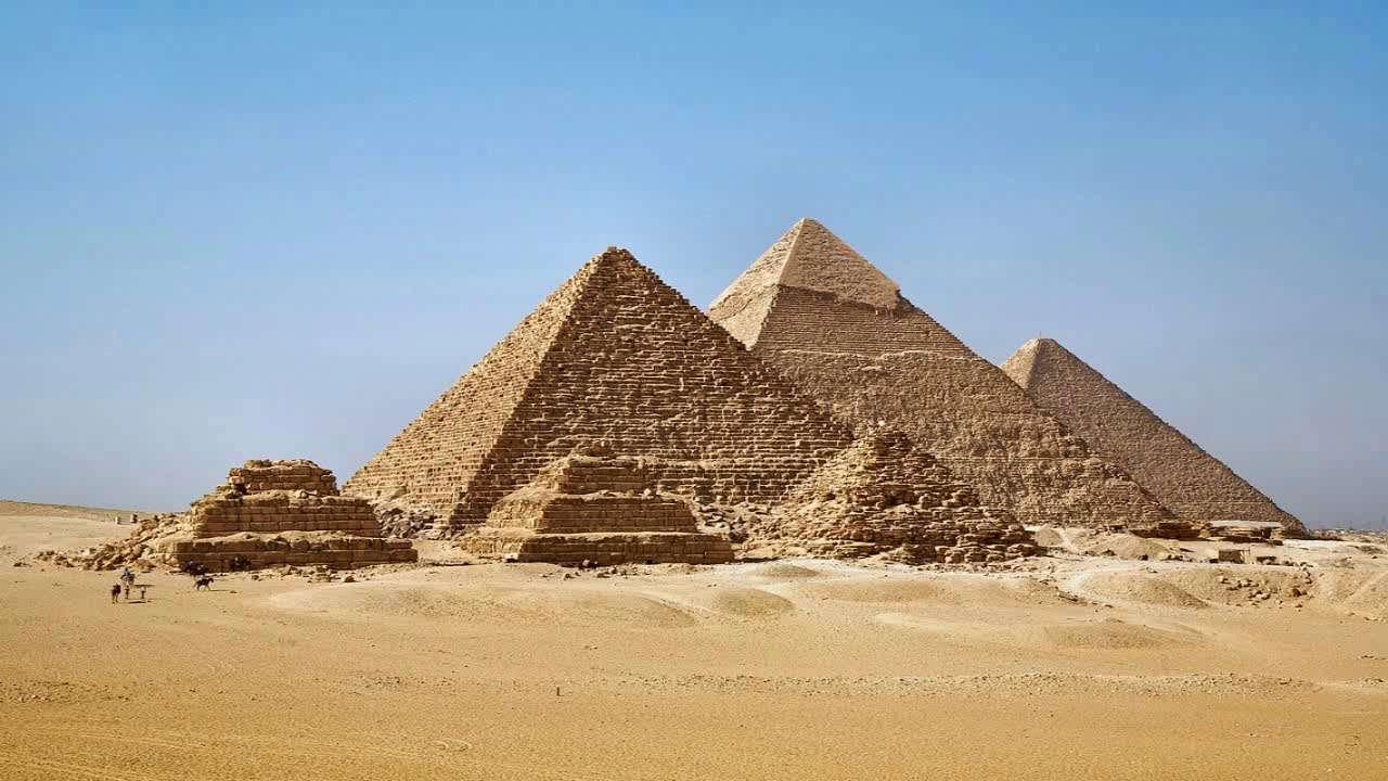 Древний Египет. Царство мертвых или путь в бесконечность