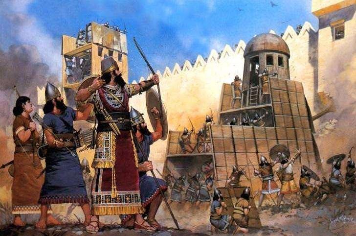 Навуходоносор II. Царь, воин и творец монумента любви