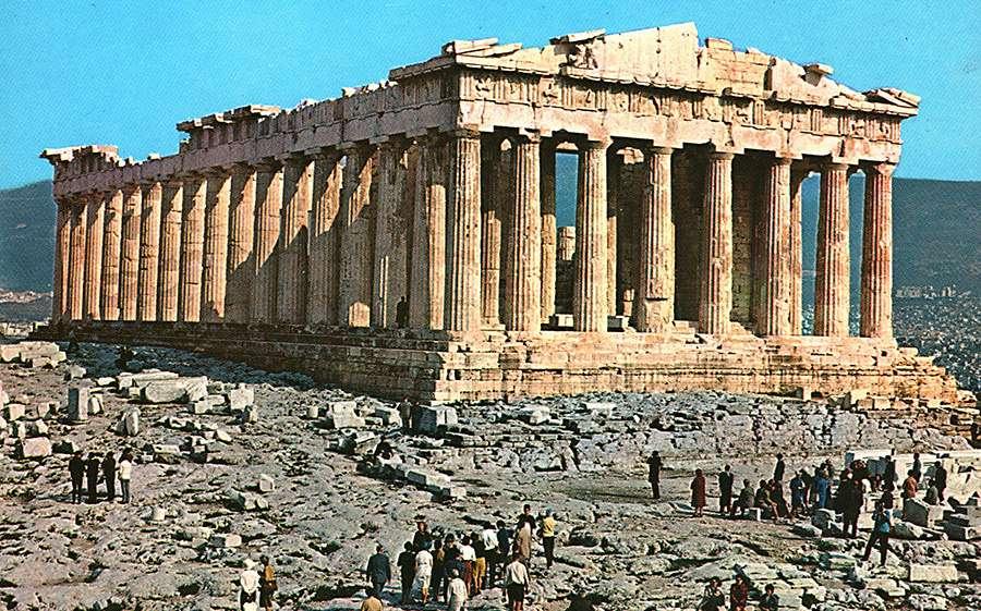 Древняя Греция. Исторические зарисовки