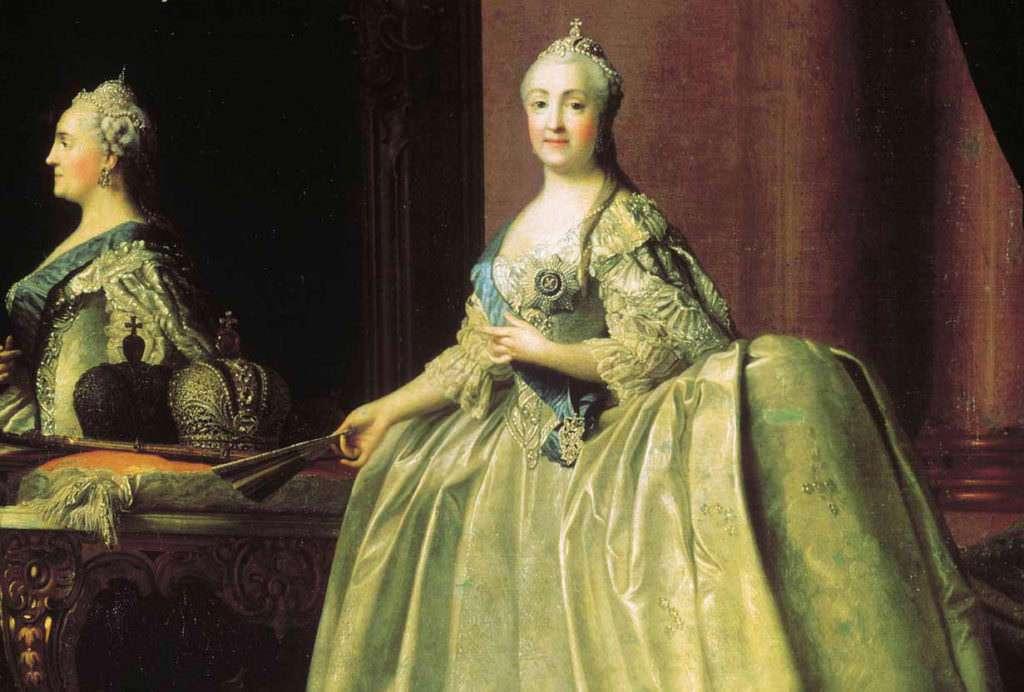 Екатерина II. О жизни великой российской императрицы