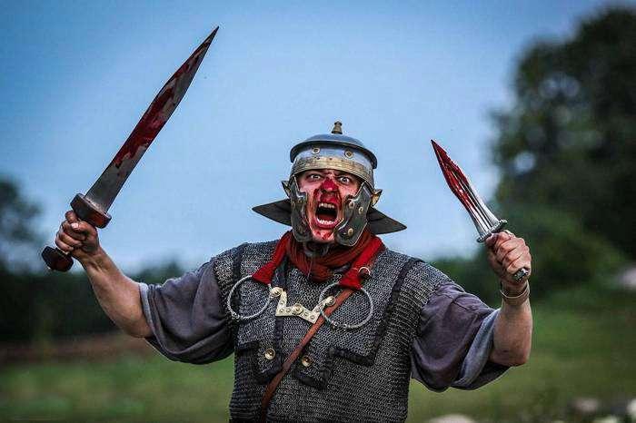 Организация военных походов в Древнем Риме
