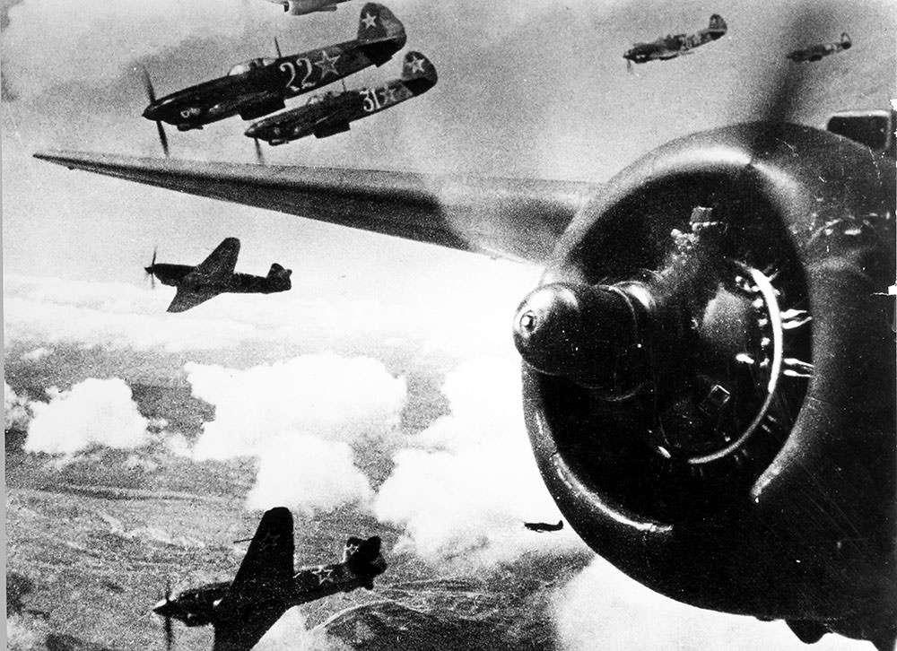 Самолеты в первой мировой войне