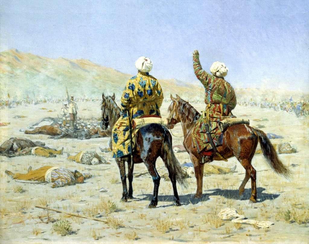 Вторжение Российской империи 1864 года