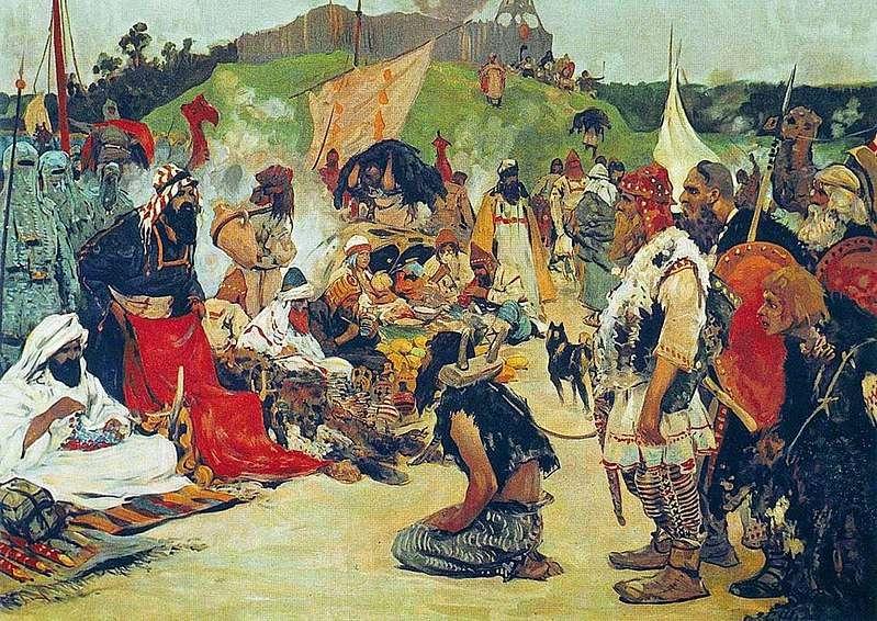 Как жили восточные славяне