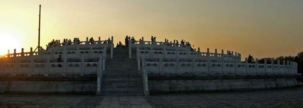 Китай, мандат неба