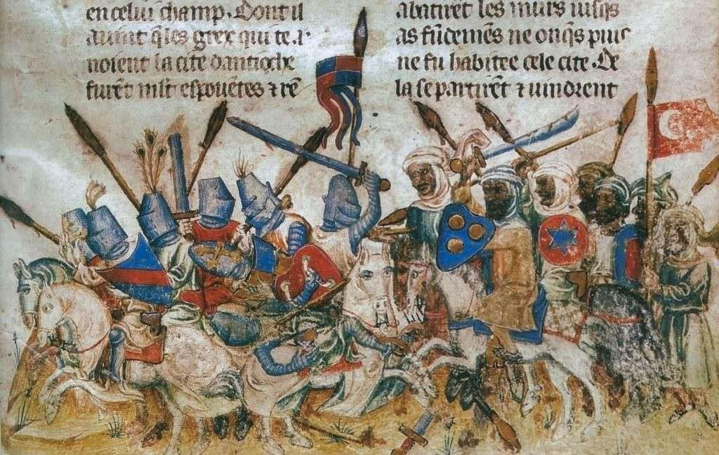 Крестовые походы - призрачная надежда средневековья