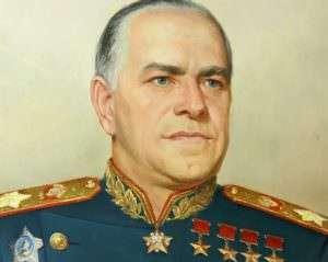 Тест на знание маршала Жукова