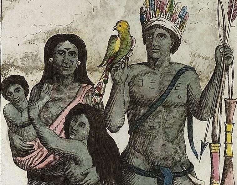Потерянный рай, или жизнь индейцев Карибских островов