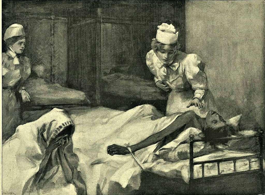 Карта, остановившая холеру