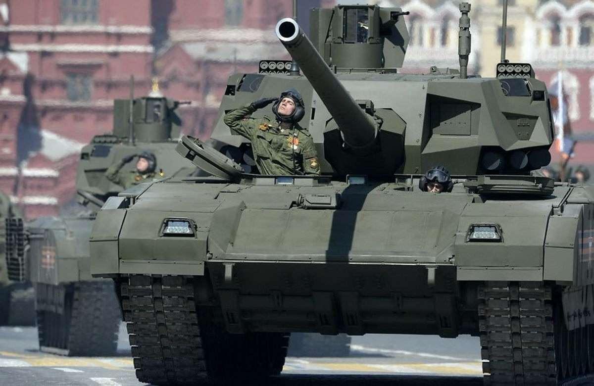 """""""Армата"""" - революция в российском танкостроении"""