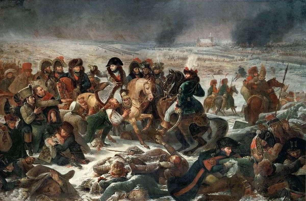 Русско-прусская Семилетняя война 1756-1763 годов