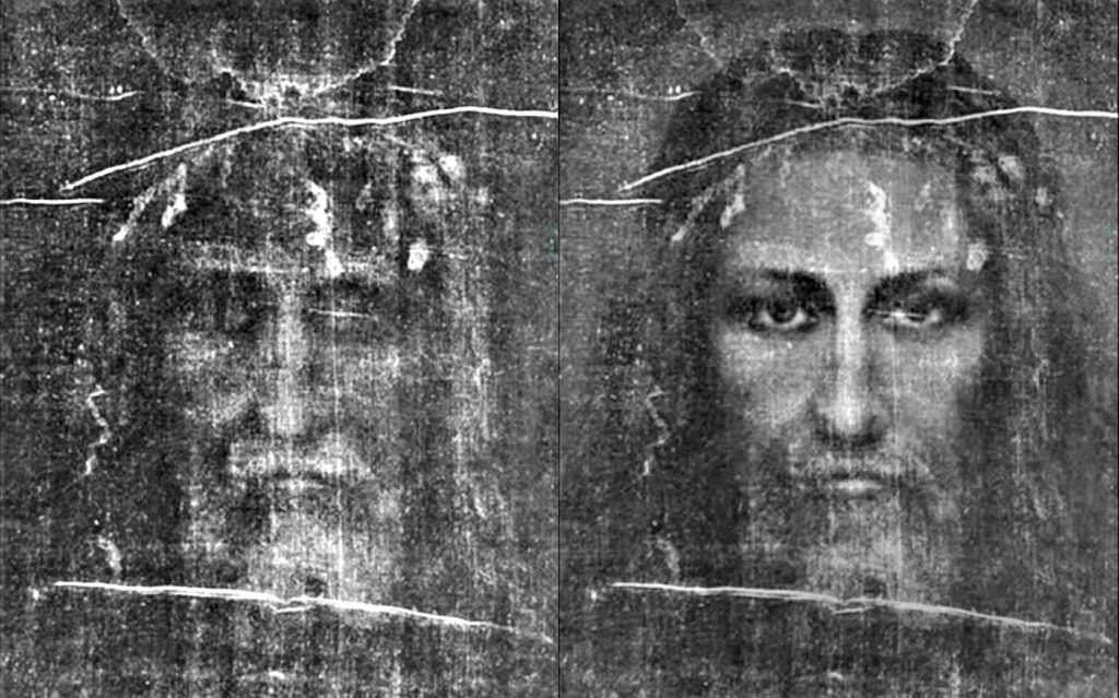 Туринская Плащаница - величайшая христианская святыня