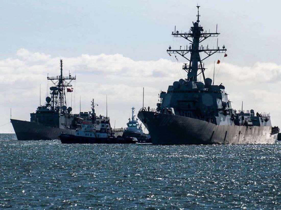 Пустит ли РФ боевые судна НАТО в акваторий Азовья?