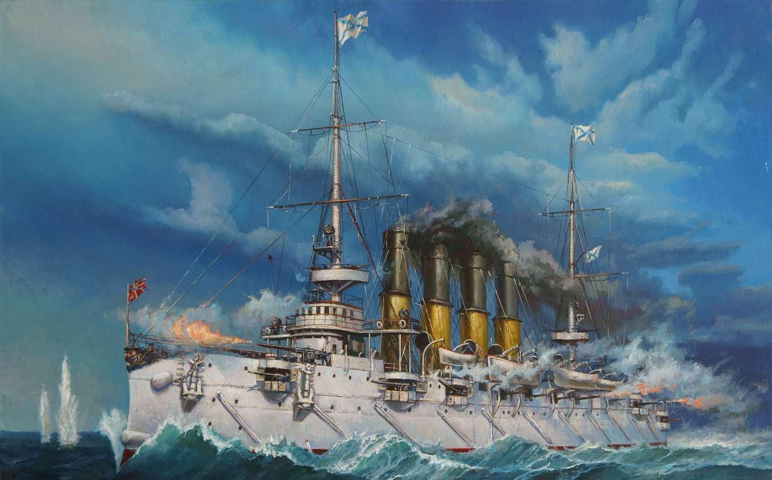 Судьба крейсера Варяг: подлинная история корабля