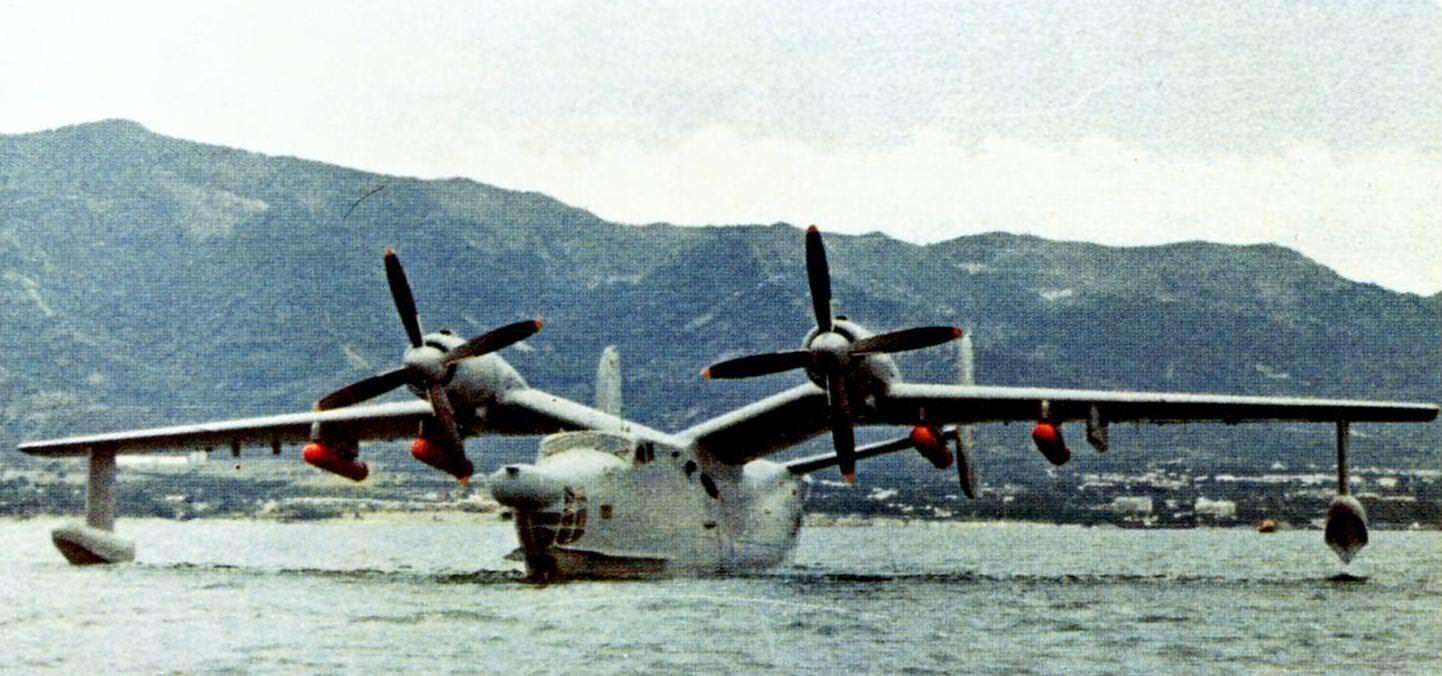 Противолодочный самолет Бе-12 ожидает скорая модернизация