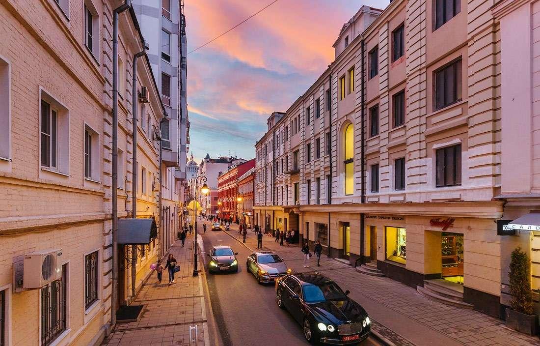Тест: Угадайте Москву по старым фото