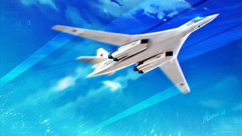 Иностранные истребители пытались перехватить ТУ-160