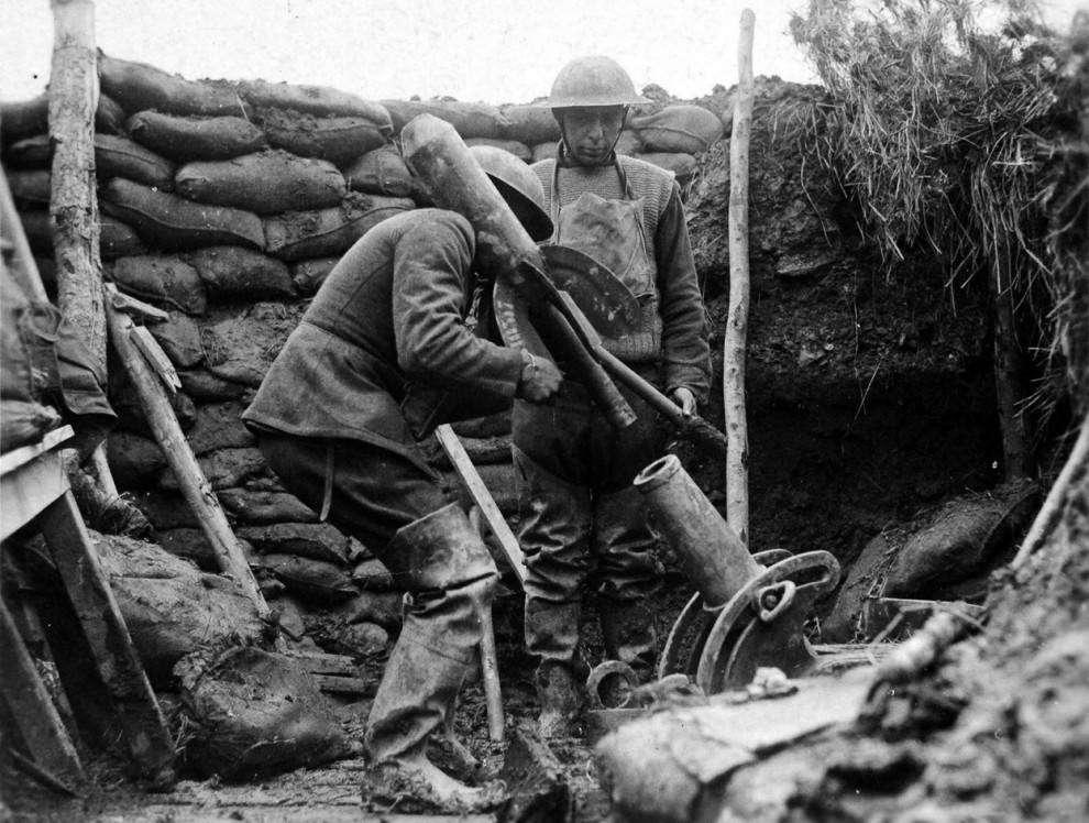 Ход и основные причины Первой мировой войны