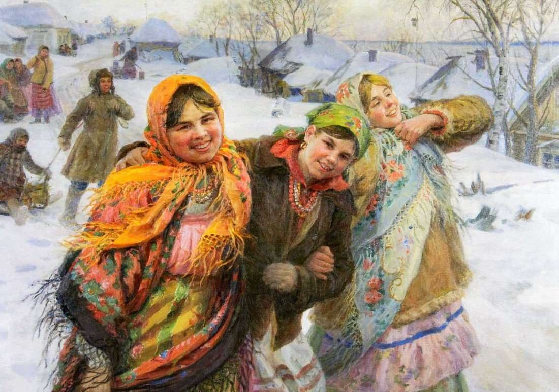 Тест: Закончите русские поговорки