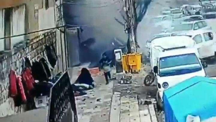 Терракт в Манбидже унес жизни 17-ти человек