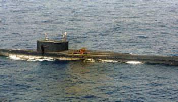 Затонувшая советская подлодка К-129 заинтересовала американцев