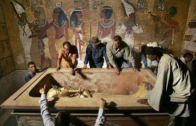 Болезнь Тутанхамона: новые факты о причинах смерти последнего царя Египта