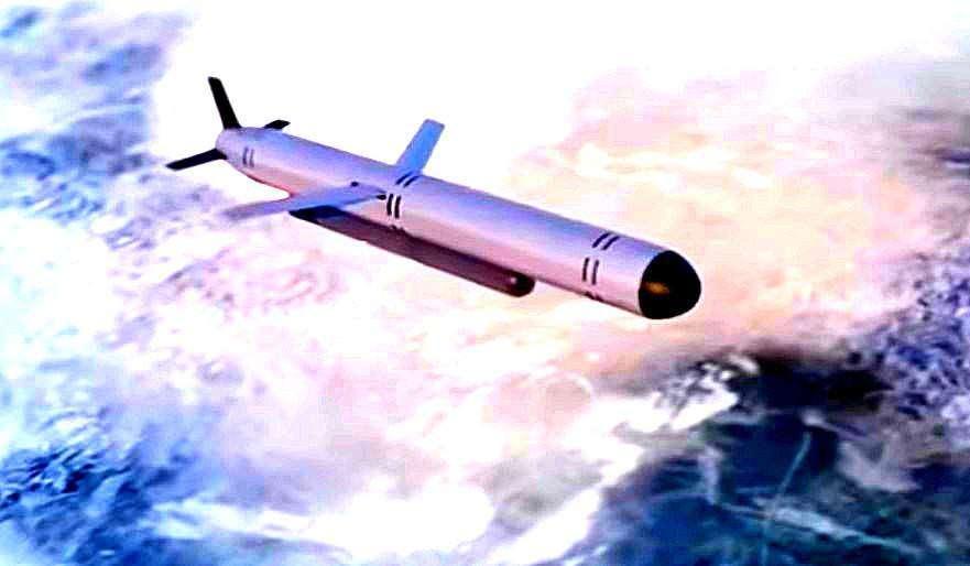 Новейшее супероружие РФ: США о «Буревестнике»