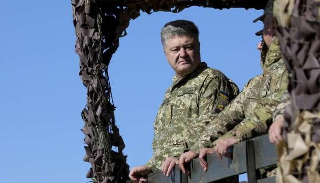 Порошенко: Россия готовится к нападению на Украину и Европу
