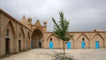 Баба-ата – мертвый город в степях Казахстана