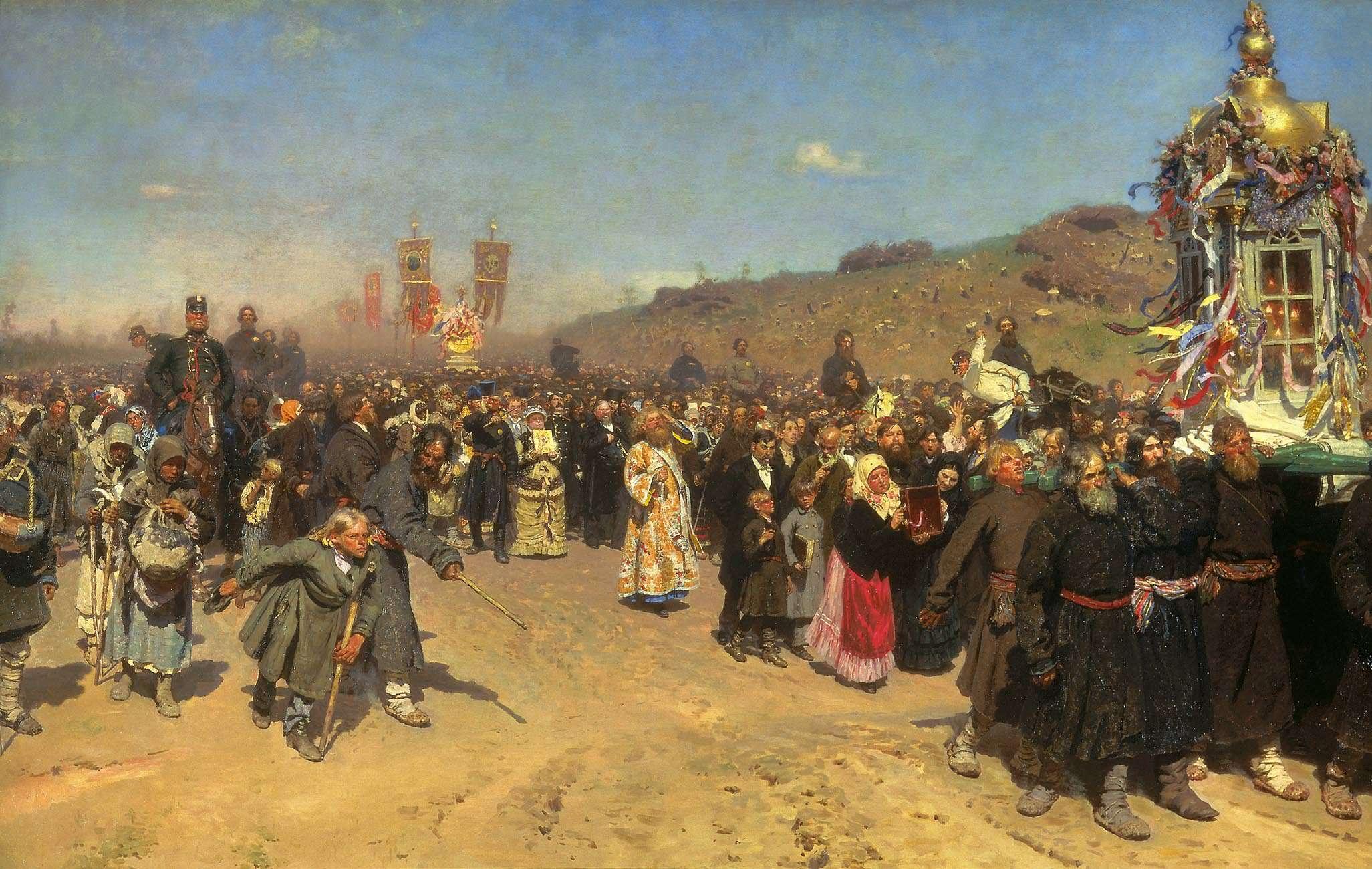 Илья Репин: реалист и мистик, певец своей эпохи