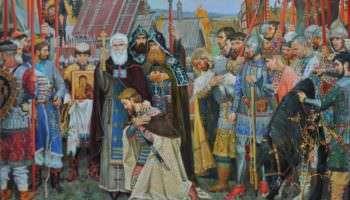 Дмитрий Донской: история великого князя и святого
