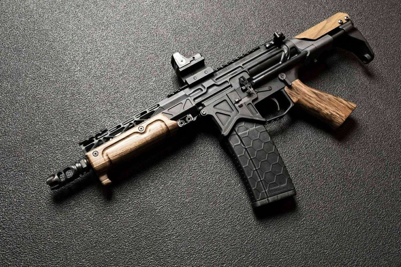 Тест: Вы знаете названия оружия?