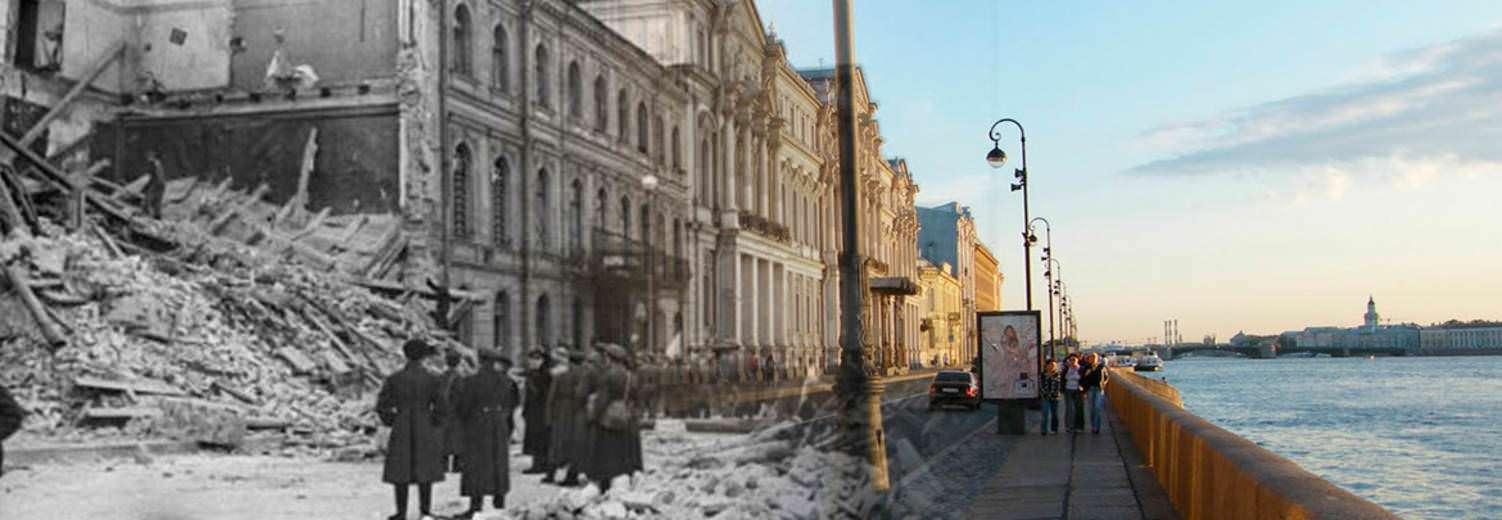 часть крупнейший военный фотоархив ленинграда и москвы октябрьский