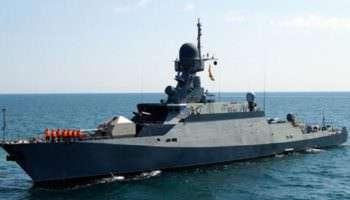 «МЕРКУРИЙ» — новый малый ракетный корабль проекта 22800
