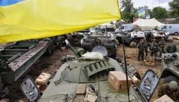 Инструкторы из Америки готовят украинских силовиков к диверсионной войне