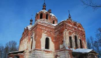 История Рдейского монастыря, что в Новгородской области