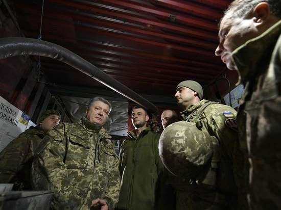 Президент Украины поссорился с НАТО
