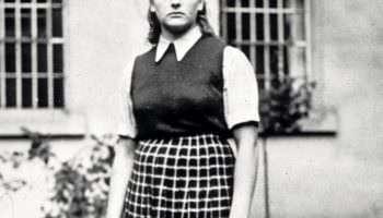 Женщина-дьявол Германии: фашистка Ирма Грезе