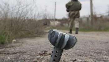 Пятиминутное перемирие на Донбассе