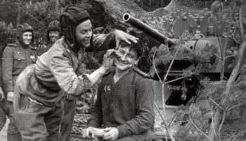 Снаряжение, от которого красноармейцы избавлялись в первую очередь