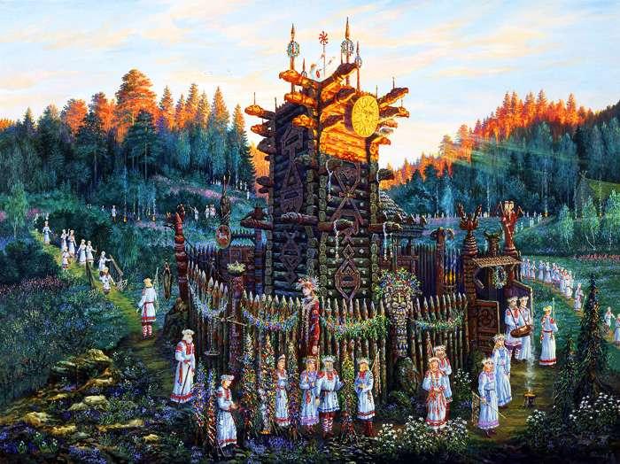 Последствия распространения христианства западных славян