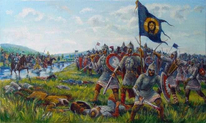 победы Ярослава Мудрого